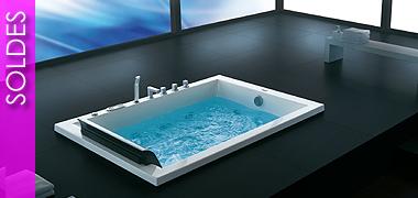 Collection de baignoire balneo