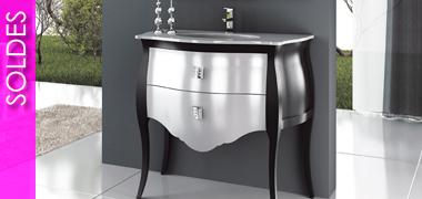 Meuble baroque pour salle de bain